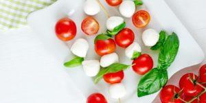 vegan-meat-seafood-flavors-Caprese Salad 2