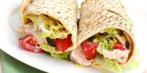 vegan-meat-seafood-flavors-Chicken Wrap 4