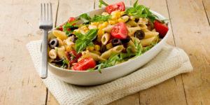 vegan-meat-seafood-flavors-Pasta Salad 3