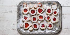 vegan-meat-seafood-flavors-Cinnamon & Orange Jam Linzer Cookies 4